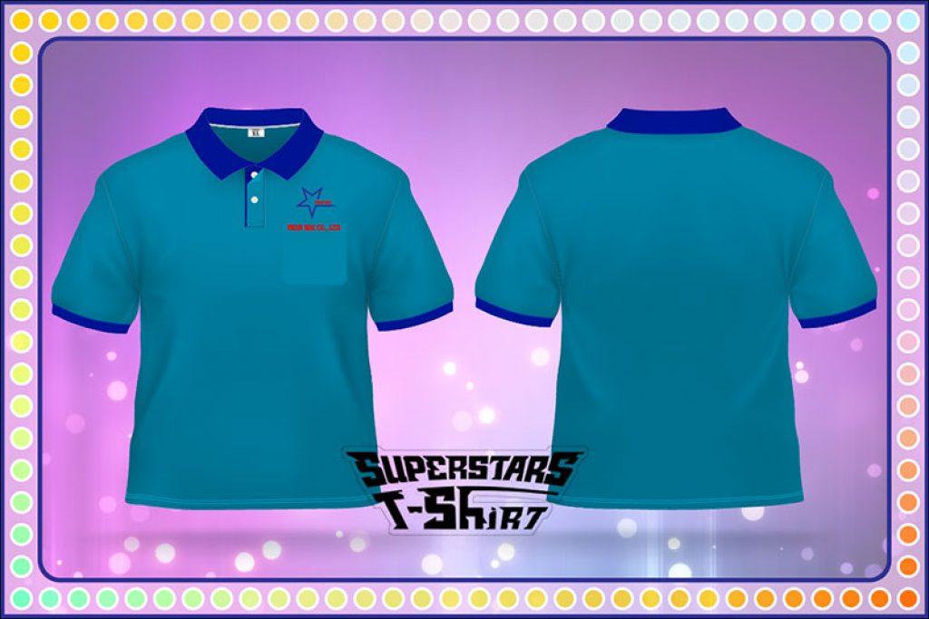 May áo thun đồng phục công ty Phan Mai