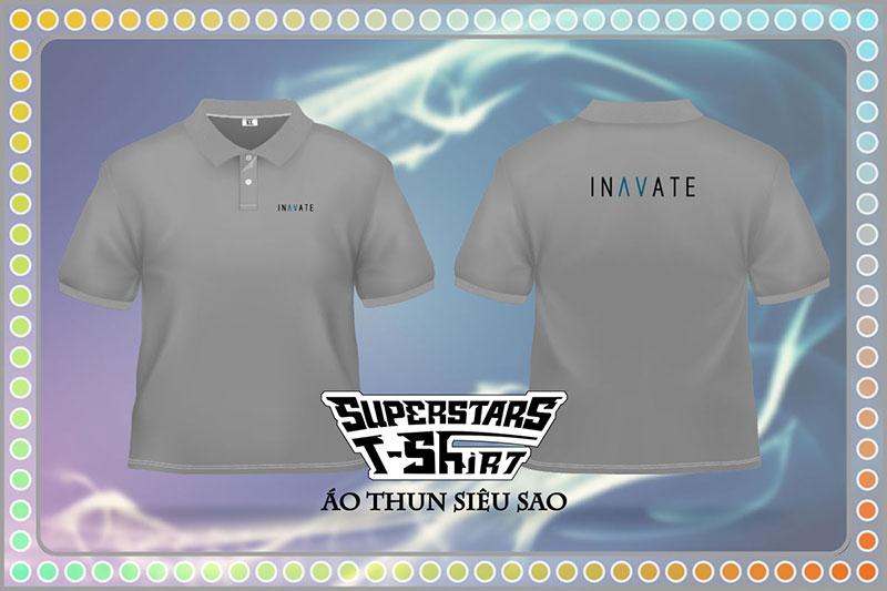 Áo thun công ty Inavate Đồng phục áo thun, nét đẹp trong trang phục áo thun đồng phục công ty. Đến với Áo thun đồng phục . net, quí khách hàng như đã an tâm về sản phẩm và chất lượng sản phẩm áo thun của chúng tôi