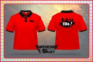 Đồng phục áo thun công ty giải trí TBA
