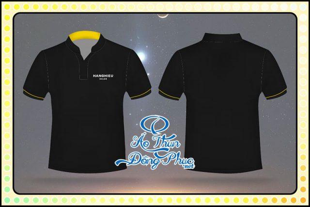 Đồng phục áo thun Shop Hàng Hiệu Sale Áo thun nhân viên kinh doanh, đồng phục áo thun nhân viên giao tiếp khách hàng shop thời trang Nhân viên kinh doanh khoác trên người bộ đồng phục cá tính và lịch thiệp, sẽ tạo cho khách hàng sự tin tưởng và hài lòng về cung cách của bạn thông qua áo thun đồng phục