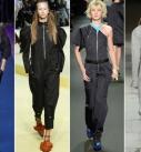Sao Hoa chuộng mốt 'quần áo bảo hộ lao động'