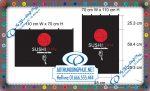 In cờ quán ăn Shushi Dan In logo trên vải, in lụa gia công, xưởng in lụa theo yêu cầu. In logo quán ăn, in logo theo yêu cầu giá rẻ tại Tp.HCM và Hà Nội