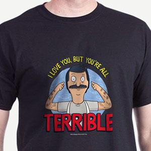 Terrible tshirt - Terrible tshirts
