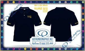In áo đồng phục tập đoàn KURZ-Đức Áo thun đồng phục giá rẻ, in áo thun nhanh, thiết kế áo thun online miễn phí. In áo thun sự kiện, in áo đồng phục chương trình.