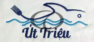 theu logo quan an Ut Trieu