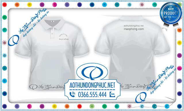 Thiết kế áo đồng phục online miễn phí Tự thiết kế áo đồng phục online, áo thun cổ bẻ