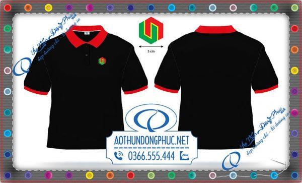 Mẫu áo thun đồng phục công ty Út Nữ