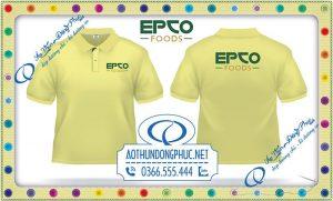 In logo áo đồng phục Epco Food
