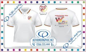 Mẫu đồng phục áo thun Công ty đào tào nghề Việt Đức