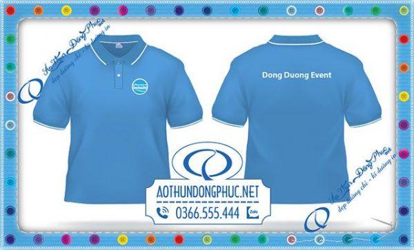 Mẫu đồng phục dịch vụ du lịch Đông Dương Event & Travel