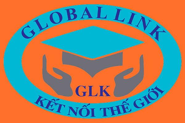 Logo in trên áo đồng phục học sinh Global Link TpHCM 01