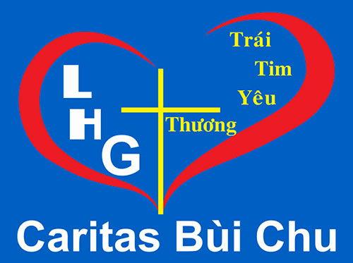 Logo in trên đồng phục nhóm Công Giáo, Giáo Xứ Bùi Chu