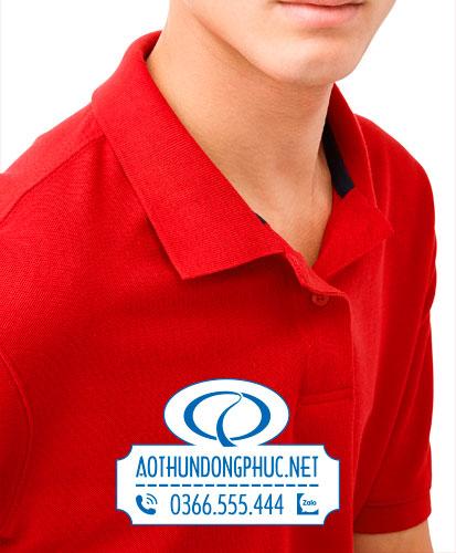 Mẫu đồng phục áo thun nhân viên quán Gong Cha