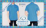 Mẫu đồng phục áo công nhân công ty Higa