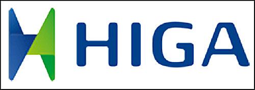 Logo in decal nhiệt áo đồng phục công nhân HIga