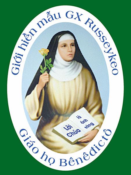 Logo in đồng phục áo thun Công Giáo GX Russeykeo