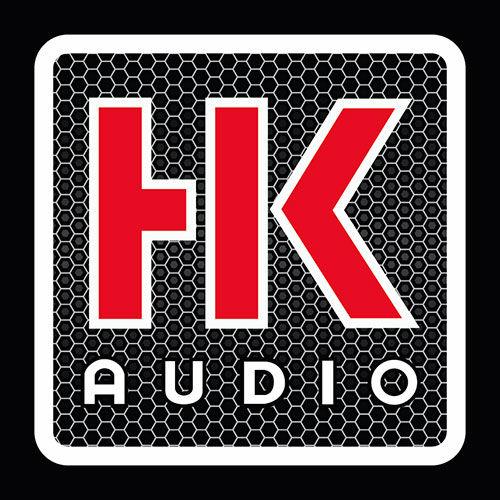 Logo in trên áo đồng phục nhân viên kĩ thuật HK Audio