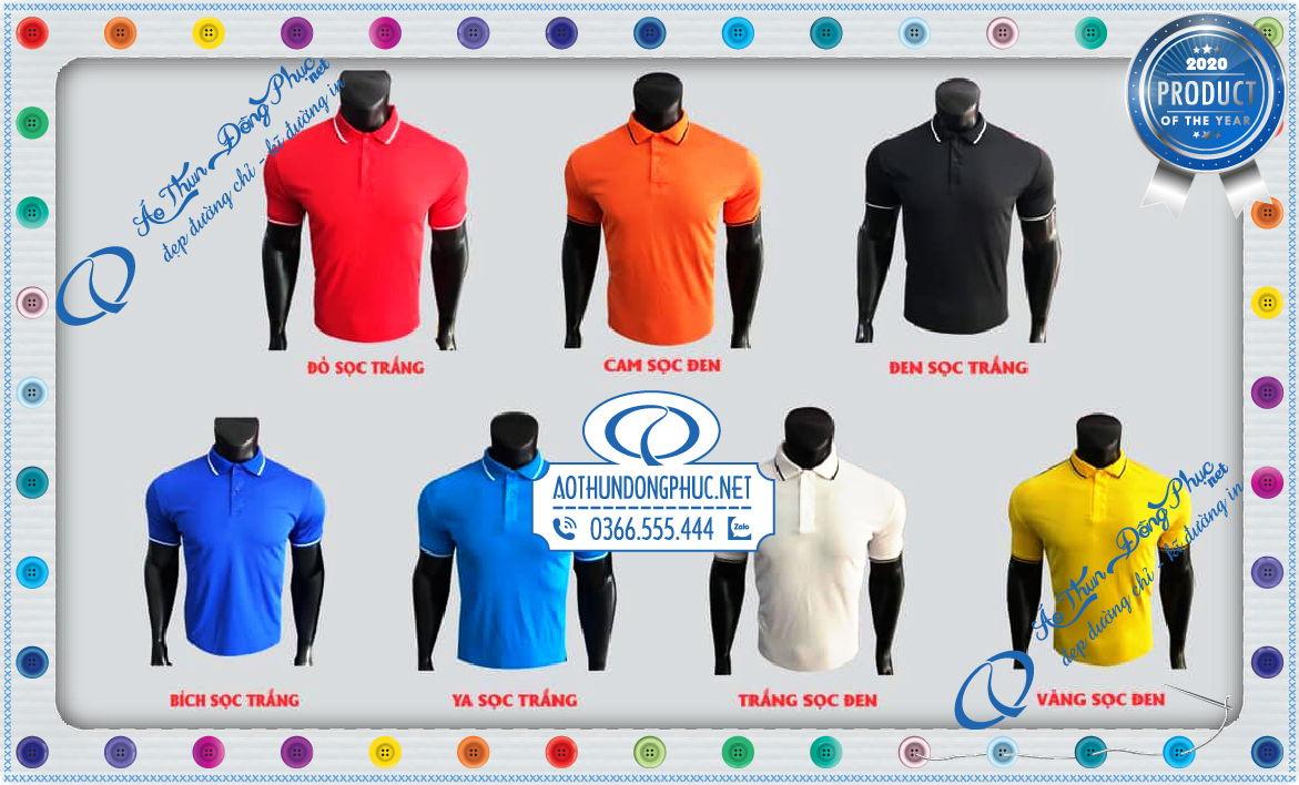 Các mẫu đồng phục áo thun cơ bản nhất