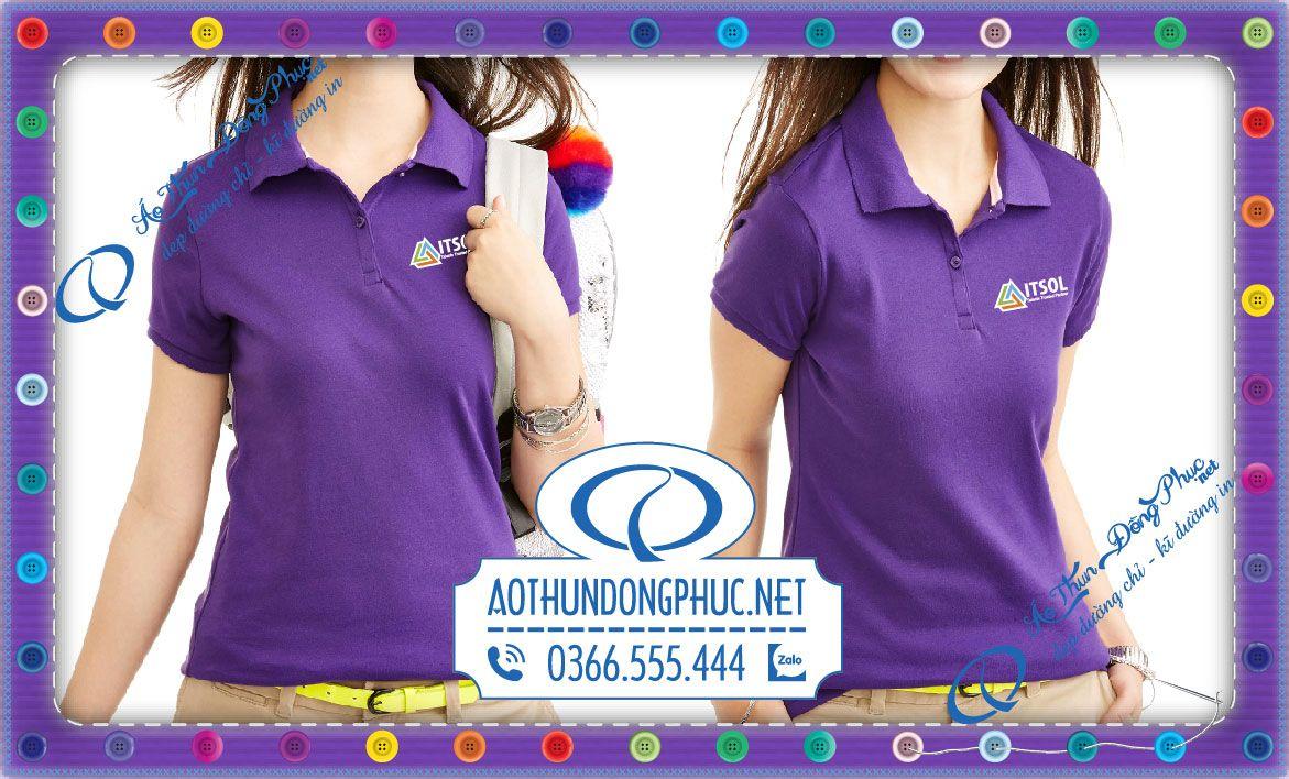 Đồng phục áo thun công ty ITSOL