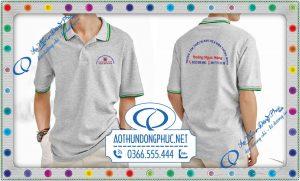Đồng phục áo thun Công ty Hoàng Ngọc Hùng