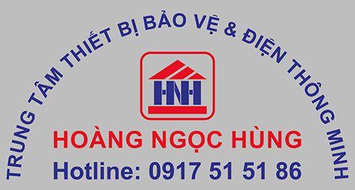 Logo in trên áo đồng phục tập thể nhân viên Hoàng Ngọc Hùng 02