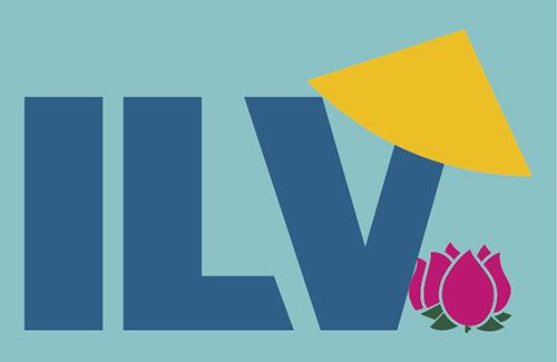 Logo thêu đồng phục áo các thành viên tổ chức ILV
