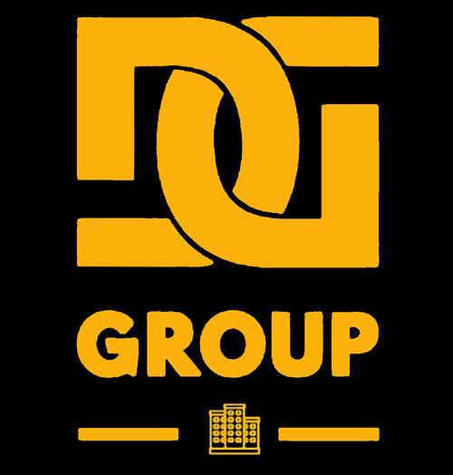Logo in trên đồng phục áo thun tập đoàn IT DG Group 01