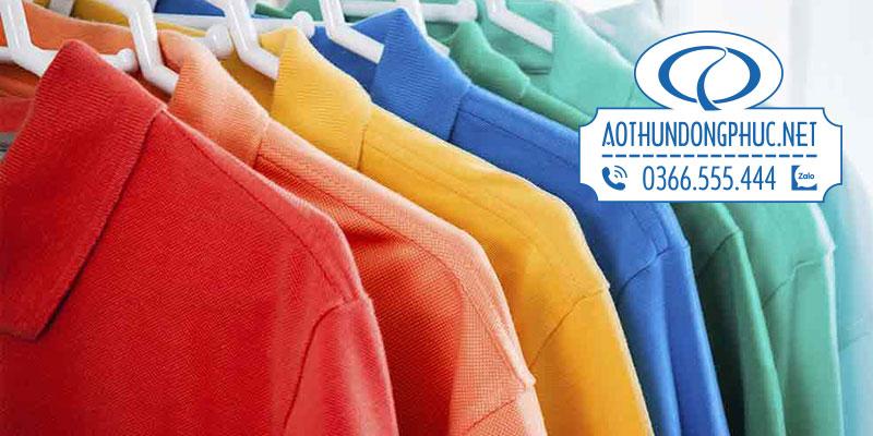 Quy trình sản xuất áo đồng phục nhanh chóng