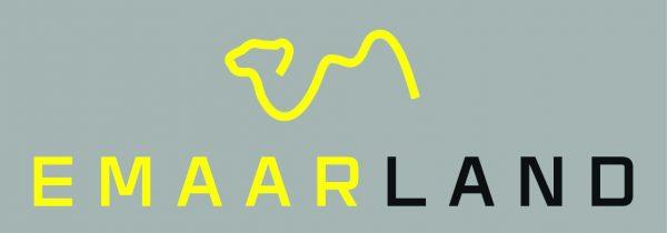 Thêu logo áo thun đồng phục Emaar Land 01
