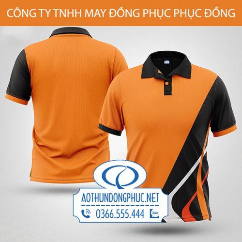 Áo thun đồng phục công ty may Phục Đồng Uniform