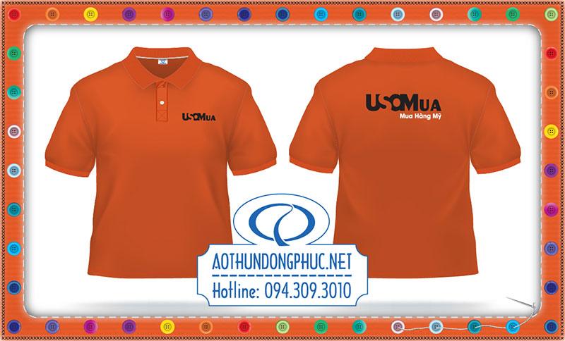 May áo thun đồng phục giá rẻ tại TpHCM-USA mua