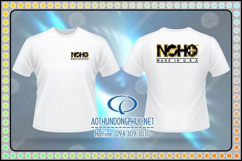Áo thun quảng cáo NOHO