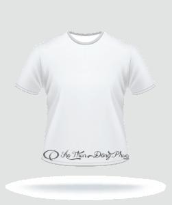 Tự thiết kế áo thun cổ tròn online