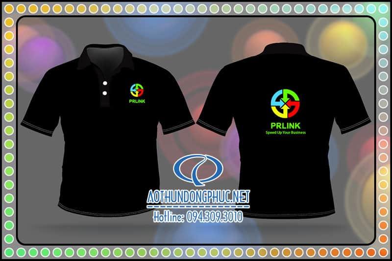 Áo thun văn phòng Công Ty PR Link Áo thun nhân viên văn phòng, đồng phục công sở, áo đồng phục công ty, áo thun đồng phục cơ quan, áo đồng phục thun chất liệu tốt, vải thun mềm mại, áo thun cotton 100%