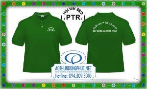 In áo thun hội trại PTR