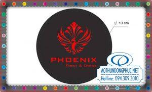 Lót ly quán nước Phoenix