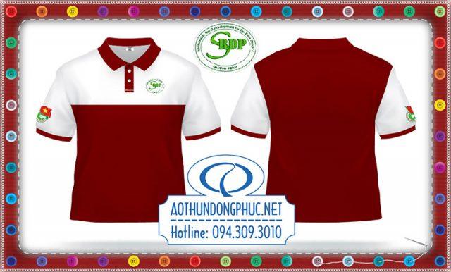Mẫu áo thun đoàn thanh niên Quảng Bình Thiết kế áo thun đồng phục cho phái đoàn Mẫu ao thun dong phuc nhóm thanh niên tình nguyện In đồng phục áo thun phái đoàn theo yêu cầu