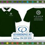 Xưởng may-áo thun đồng phục KAISER-logistics Xưởng may đồng phục áo thun, xưởng may t-shirt, xưởng may giá rẻ. Nhận may áo thun số lượng lớn, xưởng may gia công áo thun đồng phục giá rẻ tại TpHCM Áo thun nhân viên giao nhận công ty CPN KAISER logistics
