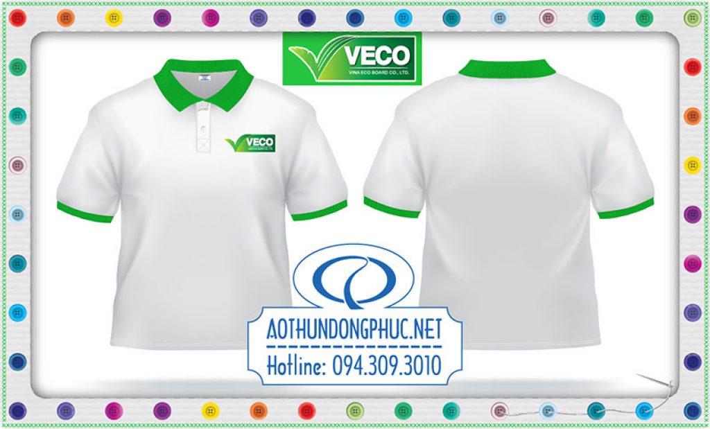 Xưởng may áo thun đồng phục công ty-Veco May-in-thêu áo thun đồng phục theo yêu cầu. May áo thun in áo nhóm, làm áo lớp giá rẻ tại TpHCM Giao hàng miễn phí áo đồng phục các quận nội thành TpHCM Q2, Q4, Q6, Q8, Q10, Q12