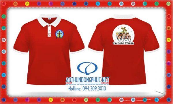 Đồng phục áo thun ca đoàn Teresa
