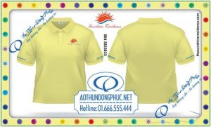 Áo đồng phục nhân viên Sunshine Residence - Vũng Tàu