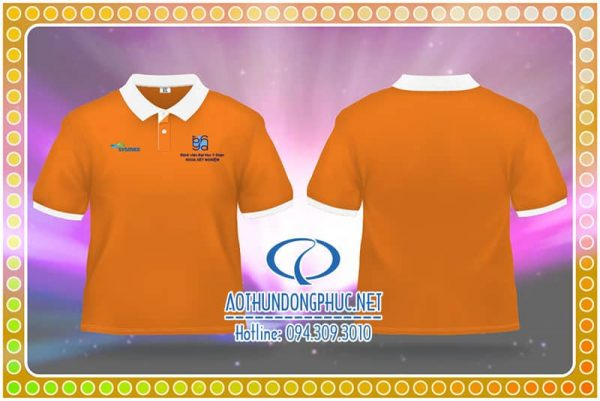 Đồng phục áo thun công ty Sysmex