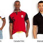 áo thun polo thời trang thế giới