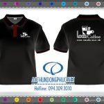Đồng phục áo thun nhân viên quán Loca coffee